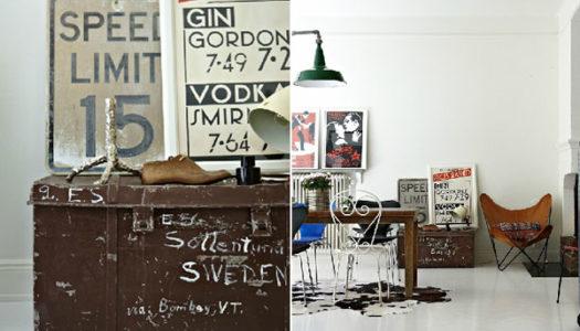 Photographer Martin Lof's Dusty Deco