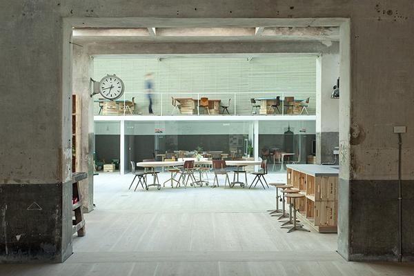 madrid hub office