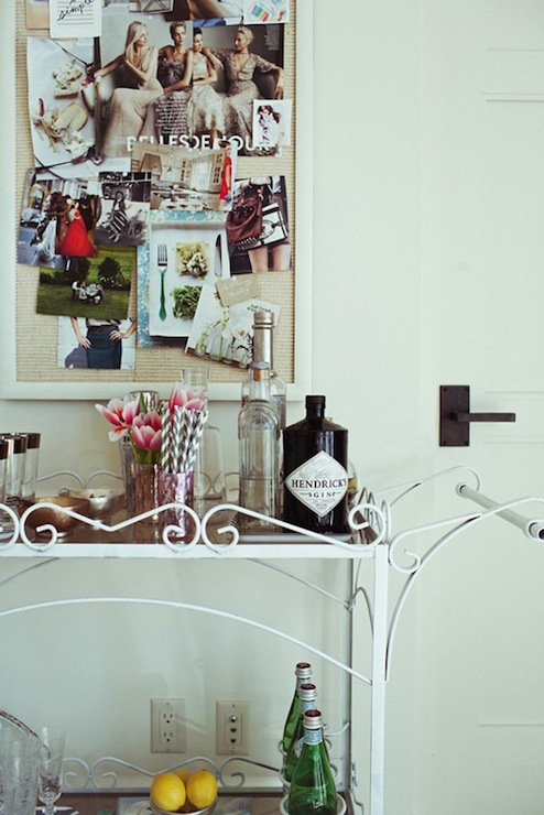How To Style A Bar Cart In Any Room