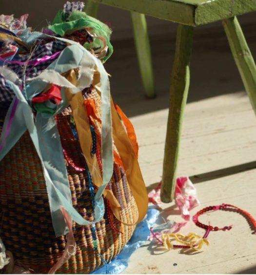 anthropologie vintage lace tables