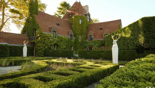 Tour A Fashion Designer's French Chateau