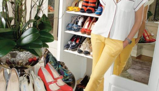 Step Inside A Fashion Designer's Closet